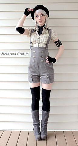 Kato from Steampunk Couture