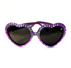 AMETHYST Heart Shaped Sunnies