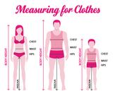 Measuring for Clothes Graphic by VelvetVolcano