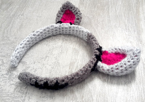 NecroKitty Headband