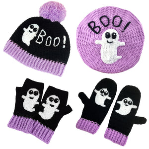 Boo! Ghostie Gift Set