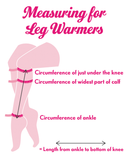 Measuring for Leg Warmers Graphic by VelvetVolcano