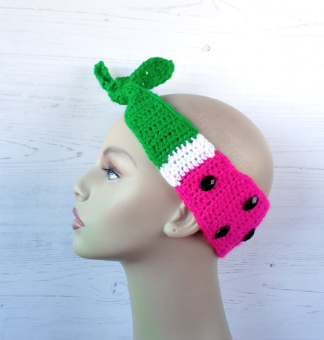Watermelon Headband