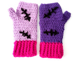 Custom FrankenKitty Fingerless Gloves