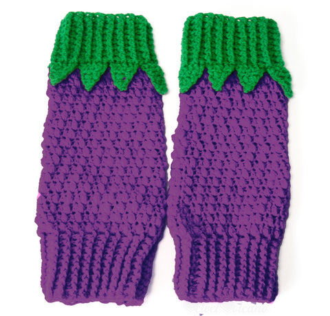 Blackberry Leg Warmers