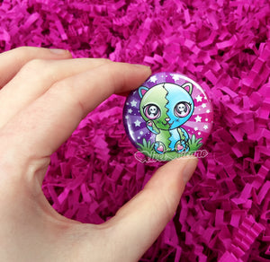 FrankenKitty Pin Badge