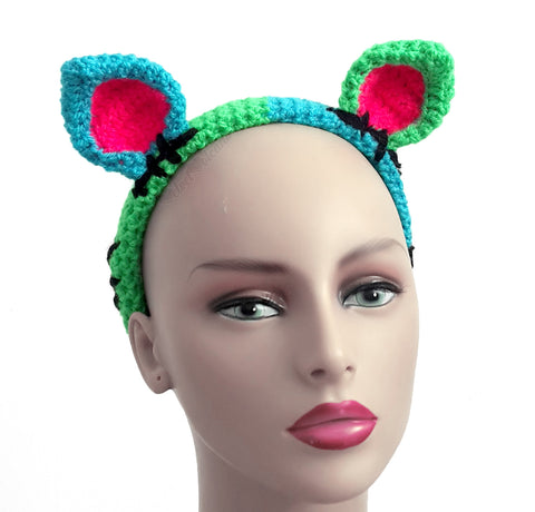 FrankenKitty Headband