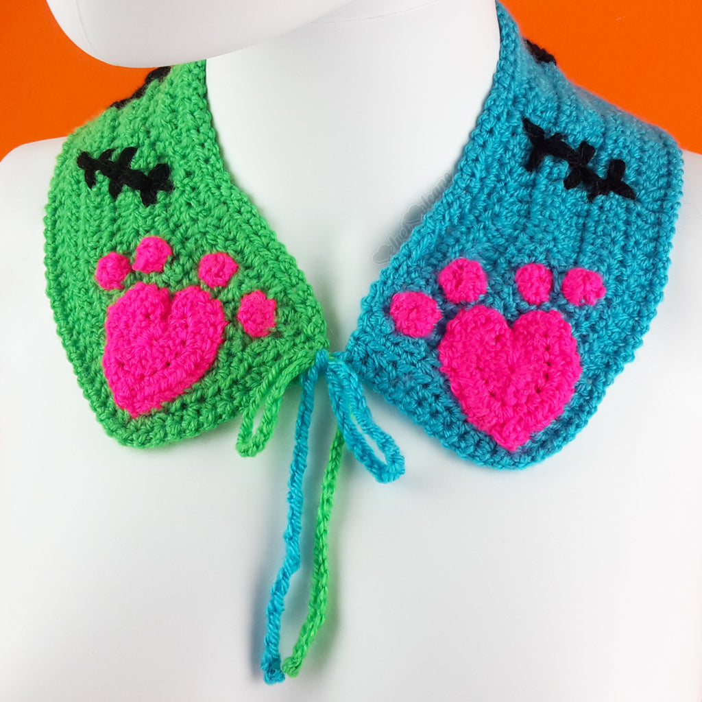 FrankenKitty Collar