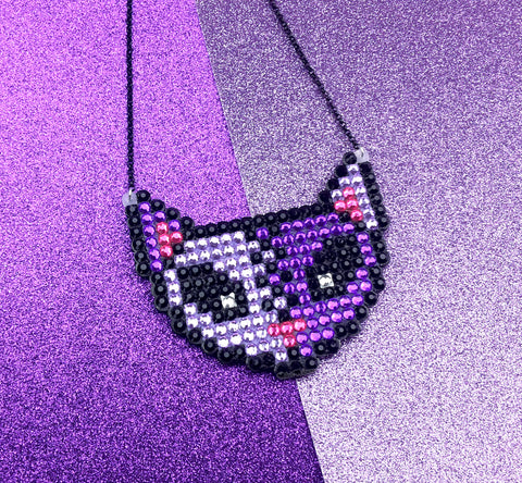 NecroKitty Necklace