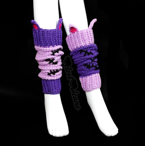 NecroKitty Leg Warmers