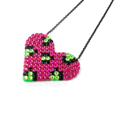 Wildheart Leopard Necklace