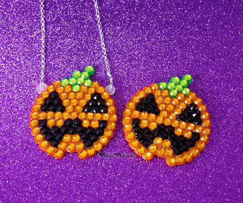 SOLD OUT Pumpkin Necklace