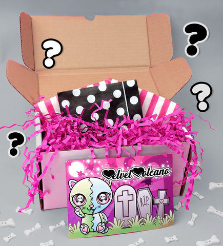 XXL SPOOKY/CUTE Mystery Pack - £60 worth for £35!
