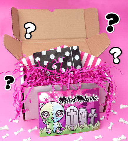 XL SPOOKY Mystery Pack - £50 worth for £30!