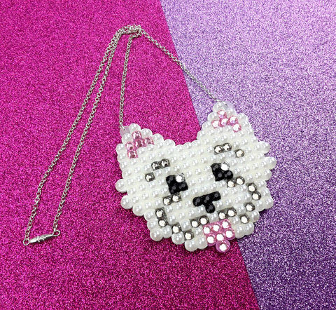 Westie Necklace