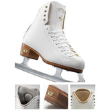 Gold Star Women's Ice Skating Boot