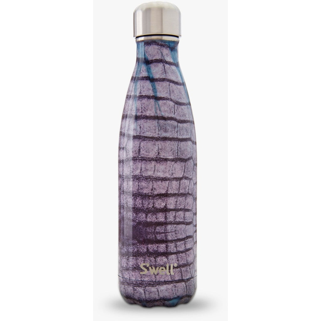 S'well Aubergine Alligator 17oz.