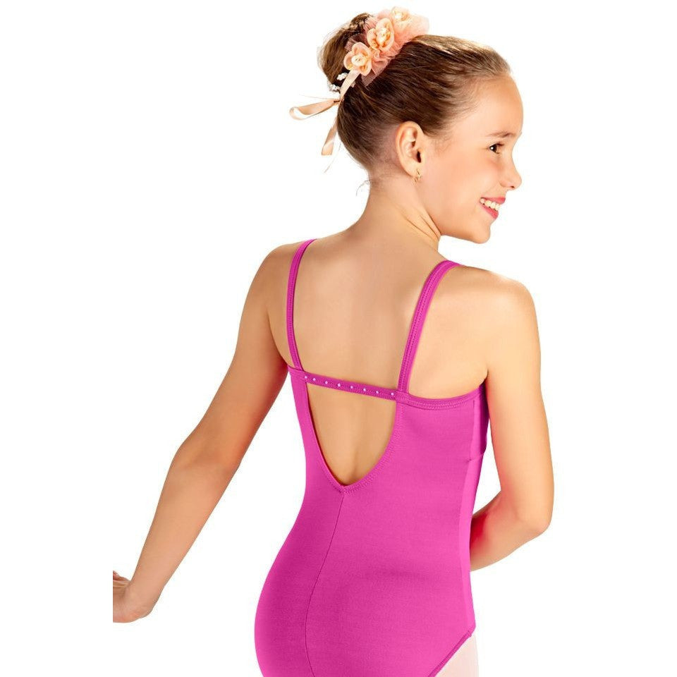 Cami Leo with Deep Scoop Back D192