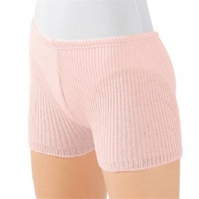 SoDanca Light Pink Warm-Up Shorts