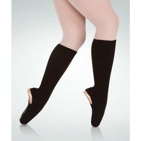 CozziFLEECE Warm-Up & Pointe Shoe Cover