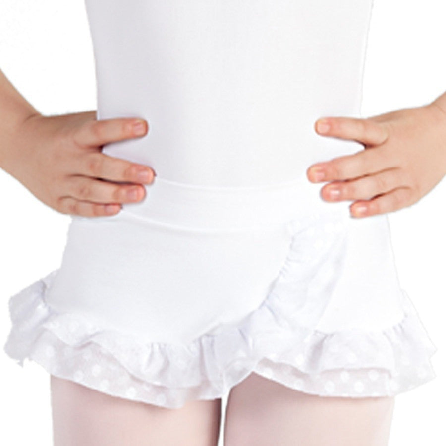 So Danca Cheri Tiny Tot Skirt With Ruffle D737