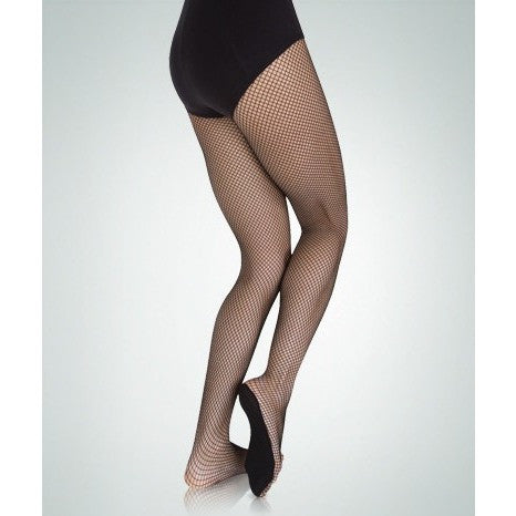 C67/A67 Body Wrappers Professional Heavy Gauge Fishnet Tights