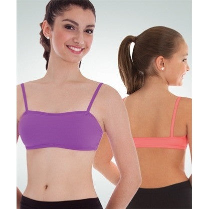 Body Wrappers Girls Camisole Bra
