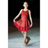 Rhythmic Ruby Dress
