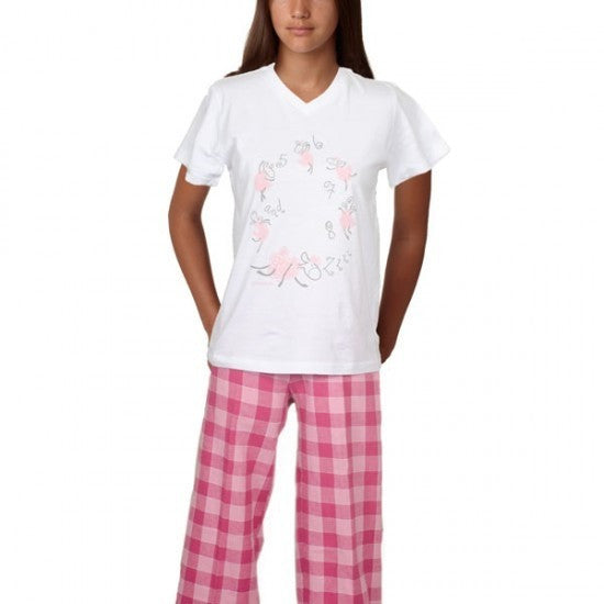 Dancer Dreams- Girls Pajamas