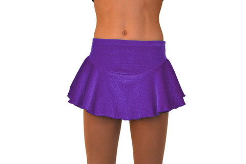 Chloe Noel Circle Sparkle Skirt