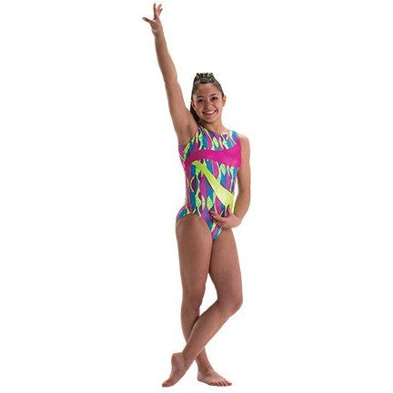 Motionwear Streamers Leotard