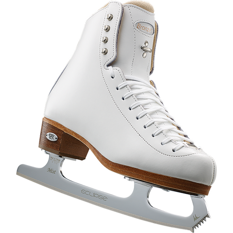 Bronze Star Riedell Ice Skates