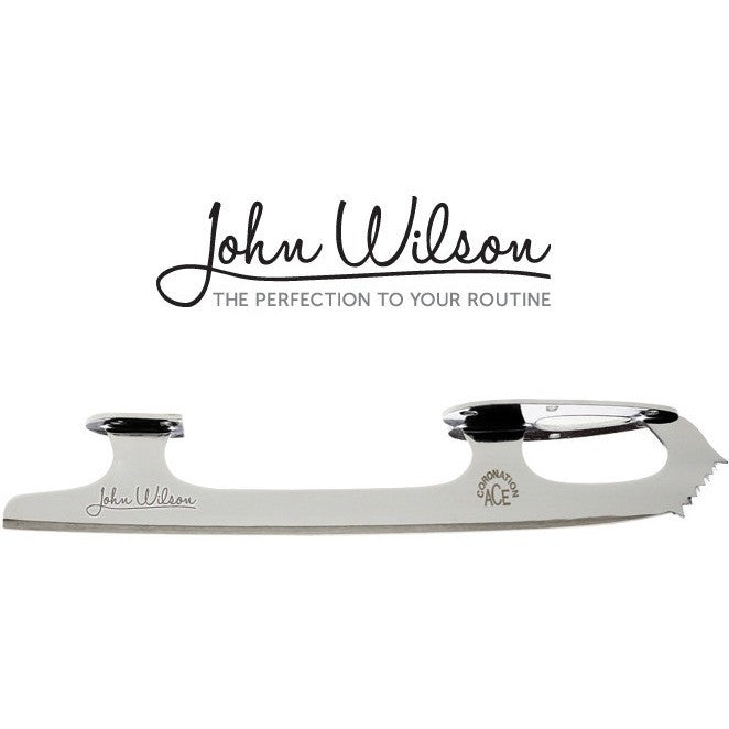 John Wilson Coronation Ace Figure Skating Blade