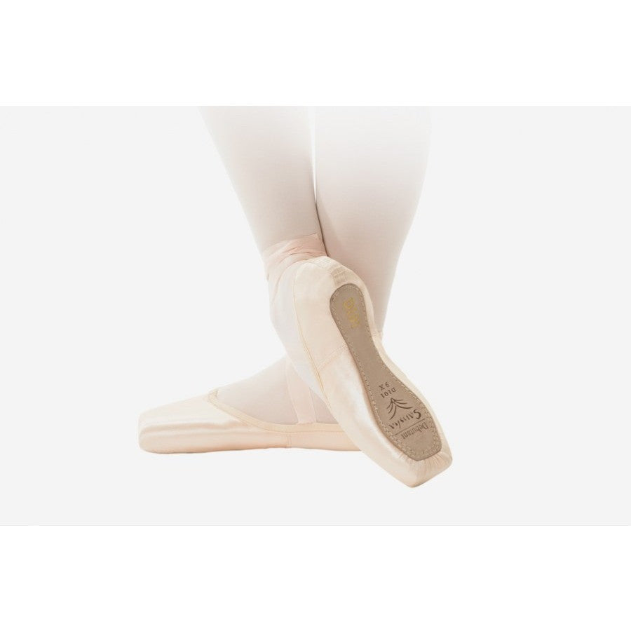 Debutante Satin- Pointe Shoe