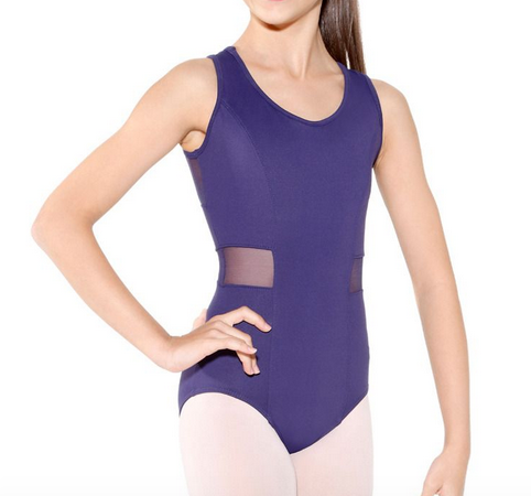 So Danca Princess Seamed Leotard