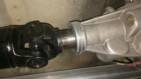 Swamp Buggy Drive Shaft 2