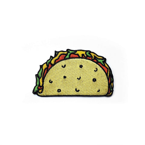 Taco Patch - Kolorspun Enamel Pins