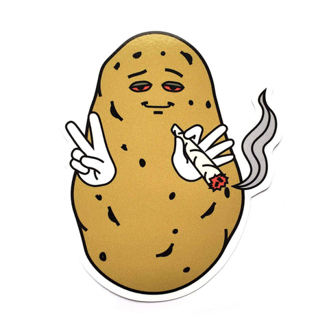 Baked Potato Sticker