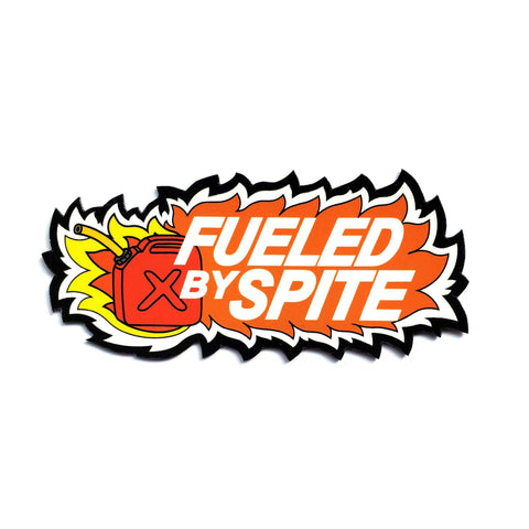 """Fueled by Spite"" Magnet"