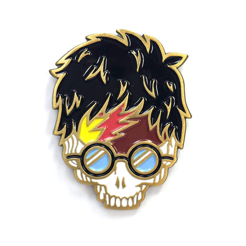 Jerry Potter Pin