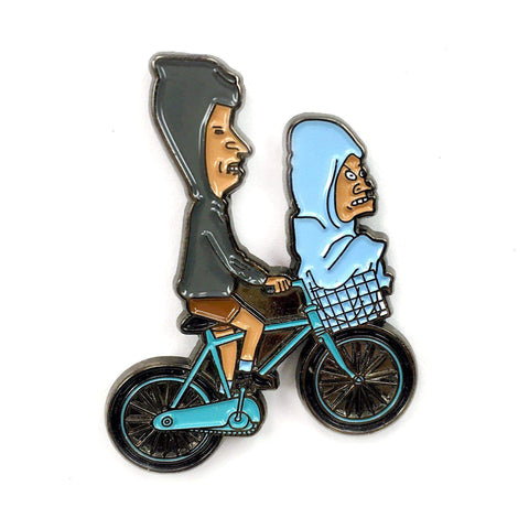 T.P. Phone Home Pin (Preorder)