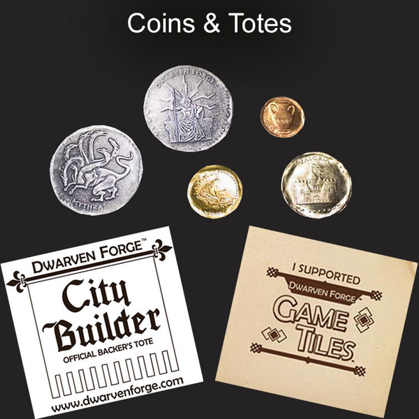 Coins & Totes