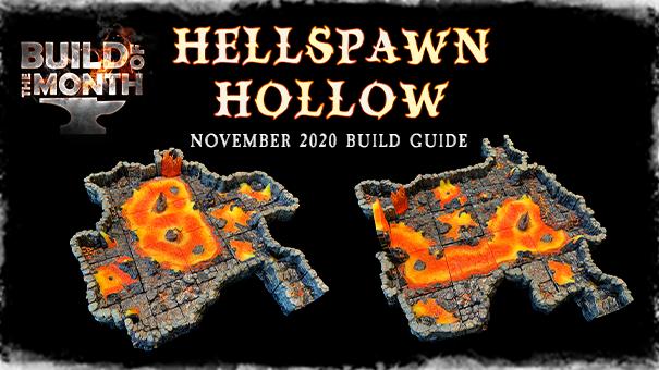 November 2020 Build of the Month