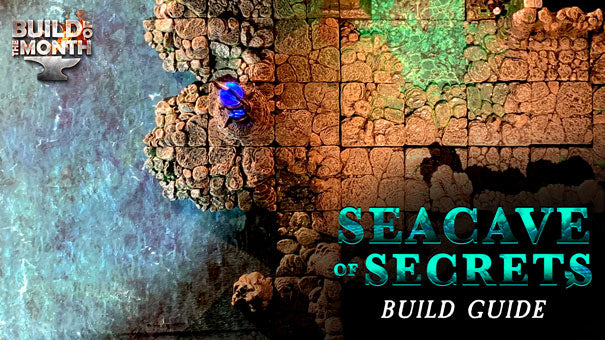 Seacave of Secrets Build Guides