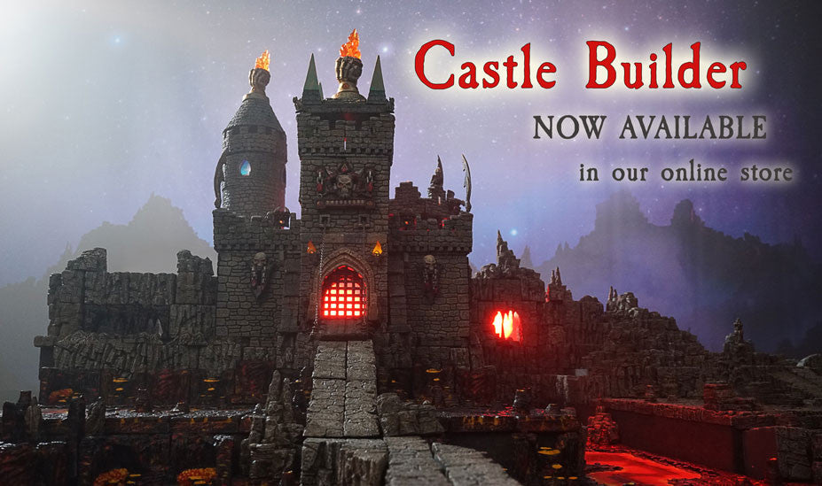 Castles now available in our online store!