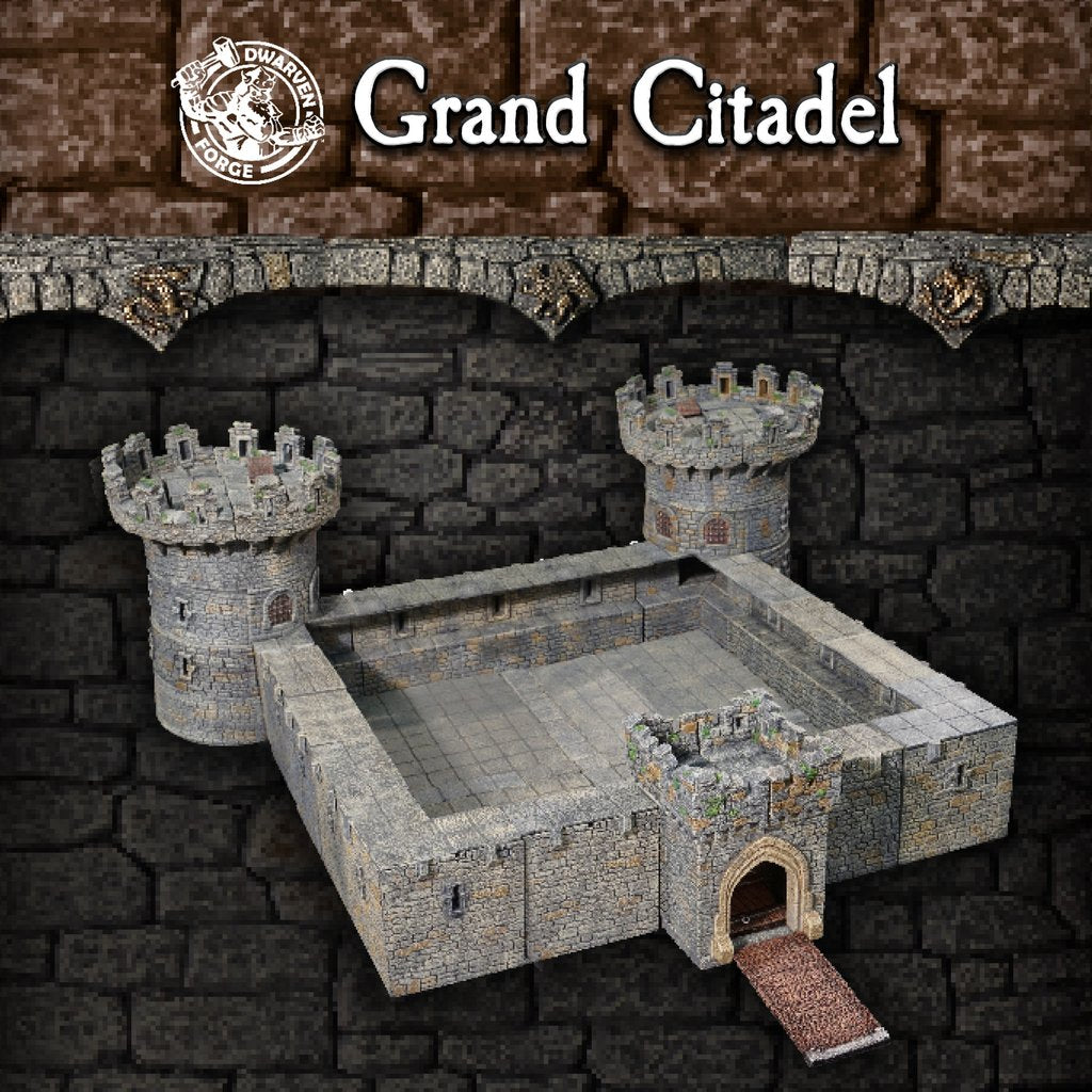 Grand Citadel Set - Unpainted