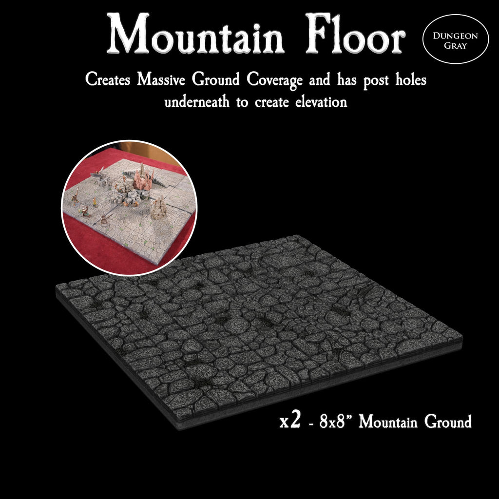 Mountain Floor Pack - Unpainted