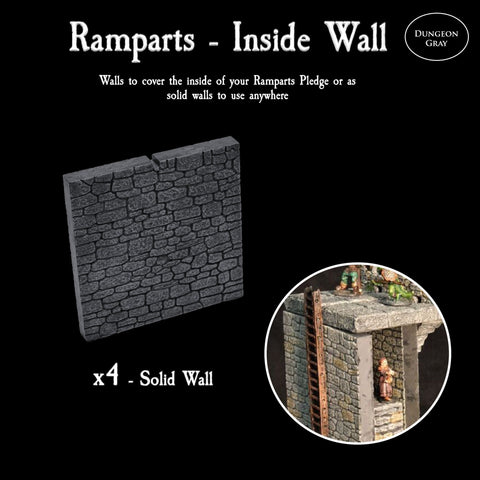 Ramparts Inside Wall Pack - Unpainted