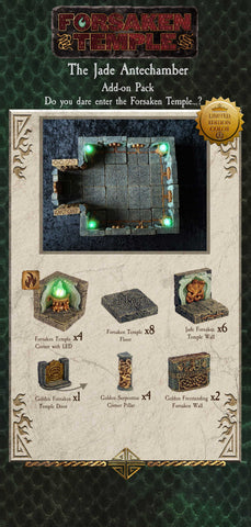 Antechamber - Jade Limited Edition - Painted