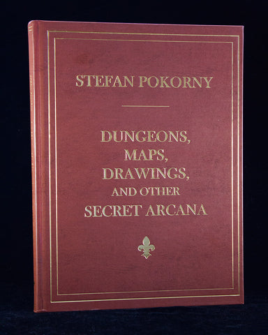 Book: Dungeons, Drawings, Maps and Other Rare Arcana